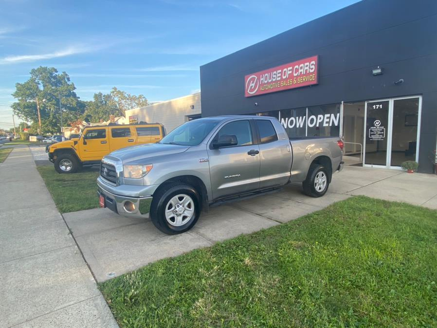 """Used Toyota Tundra 4WD Double 145.7"""" 5.7L V8 SR5 (Natl 2007 