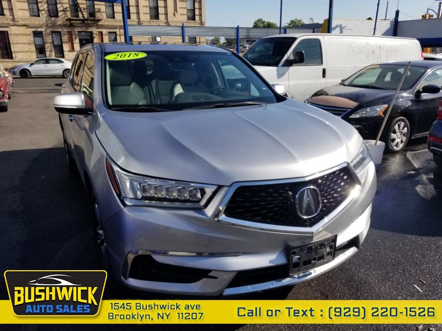 Used 2018 Acura MDX in Brooklyn, New York   Bushwick Auto Sales LLC. Brooklyn, New York