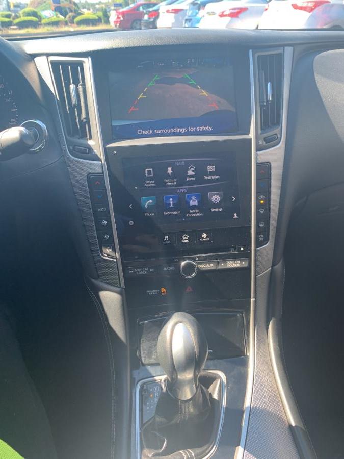 Used INFINITI Q50 4dr Sdn Sport AWD 2015   Diamond Auto Cars LLC. Vernon, Connecticut