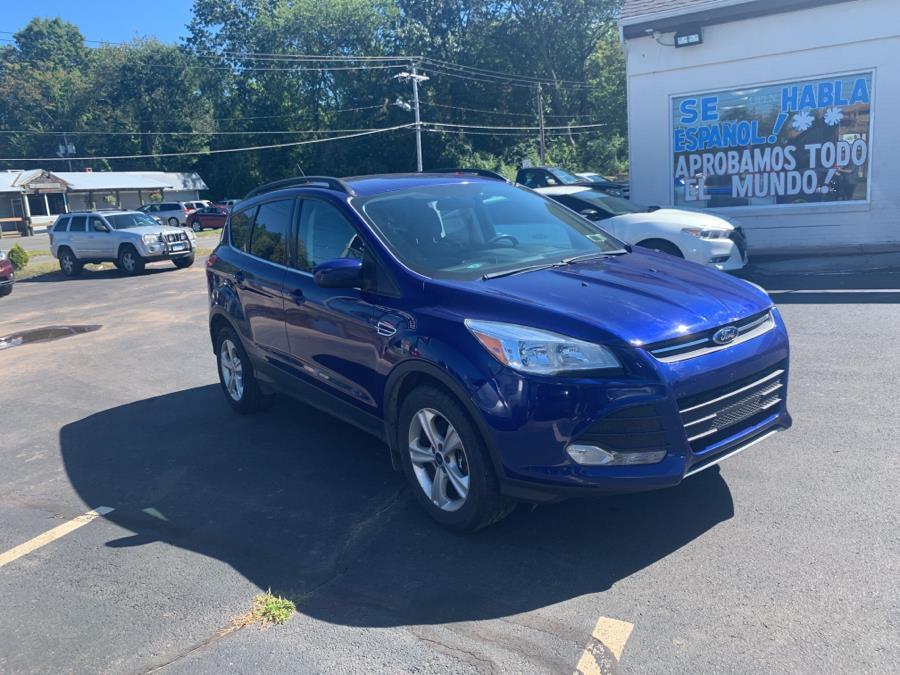Used Ford Escape 4WD 4dr SE 2014   Diamond Auto Cars LLC. Vernon, Connecticut