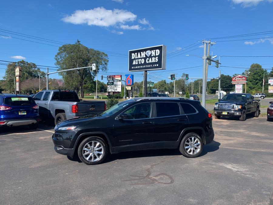 Used 2014 Jeep Cherokee in Vernon, Connecticut | Diamond Auto Cars LLC. Vernon, Connecticut