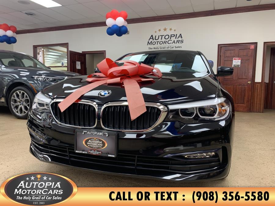 Used BMW 5 Series 540i xDrive Sedan 2018 | Autopia Motorcars Inc. Union, New Jersey