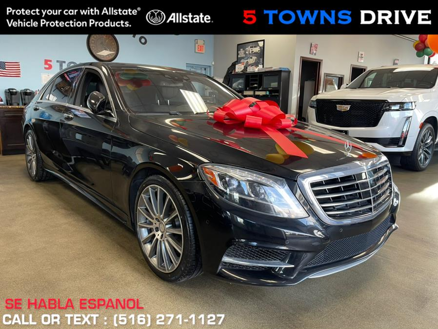 Used Mercedes-Benz S-Class 4dr Sdn S 550 RWD 2015 | 5 Towns Drive. Inwood, New York