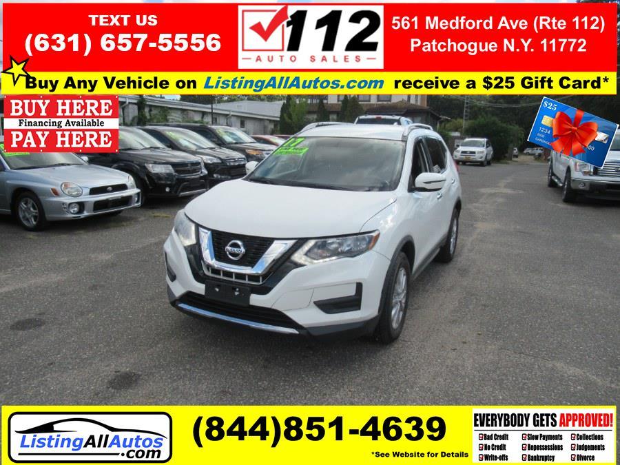 Used Nissan Rogue sv 2017 | www.ListingAllAutos.com. Patchogue, New York