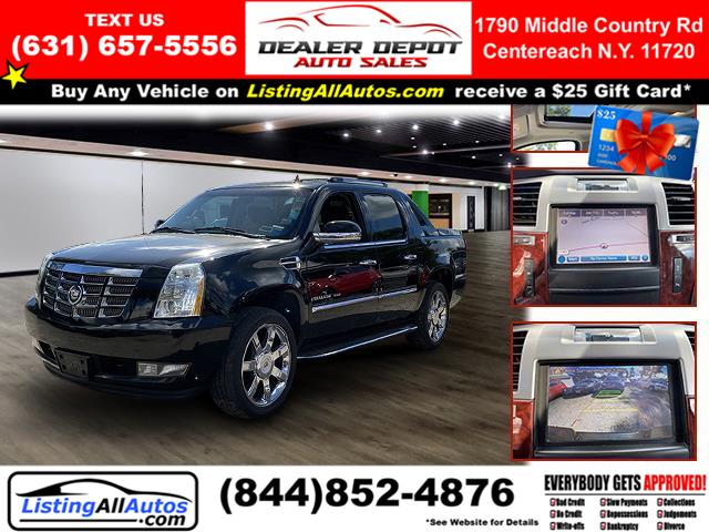 Used 2012 Cadillac Escalade Ext in Patchogue, New York | www.ListingAllAutos.com. Patchogue, New York