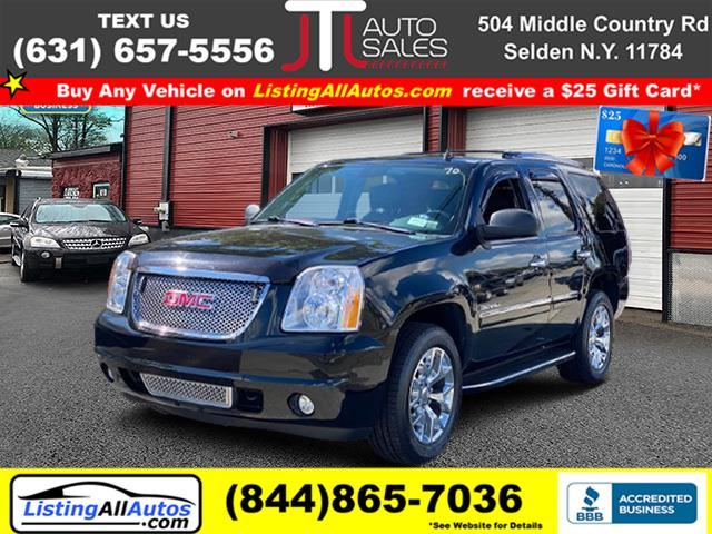 Used 2011 GMC Yukon in Patchogue, New York | www.ListingAllAutos.com. Patchogue, New York