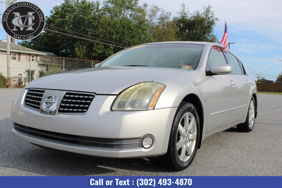 Used Nissan Maxima 4dr Sdn SL Auto *Ltd Avail* 2004   Morsi Automotive Corp. New Castle, Delaware
