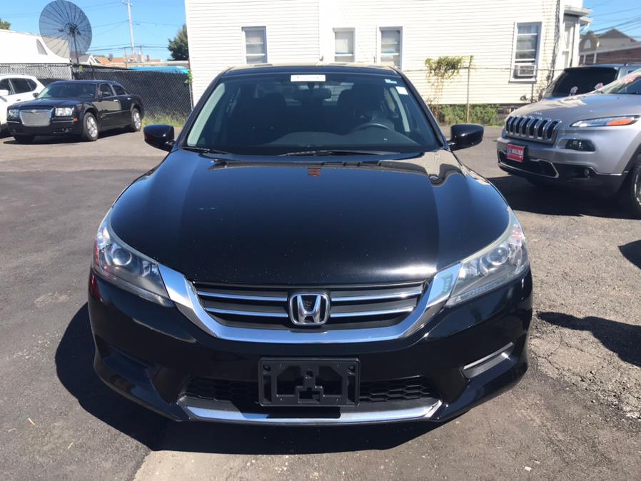 Used Honda Accord Sedan 4dr I4 CVT LX 2015 | Affordable Motors Inc. Bridgeport, Connecticut