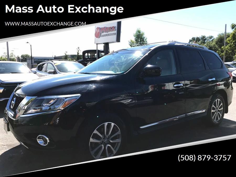 Used 2014 Nissan Pathfinder in Framingham, Massachusetts | Mass Auto Exchange. Framingham, Massachusetts