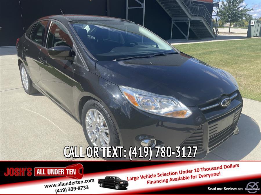 Used Ford Focus 4dr Sdn SE 2012 | Josh's All Under Ten LLC. Elida, Ohio