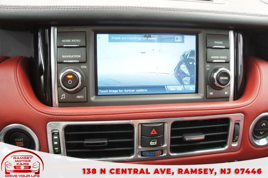 Used Land Rover Range Rover 4WD 4dr Autobiography 2011 | Ramsey Motor Cars Inc. Ramsey, New Jersey