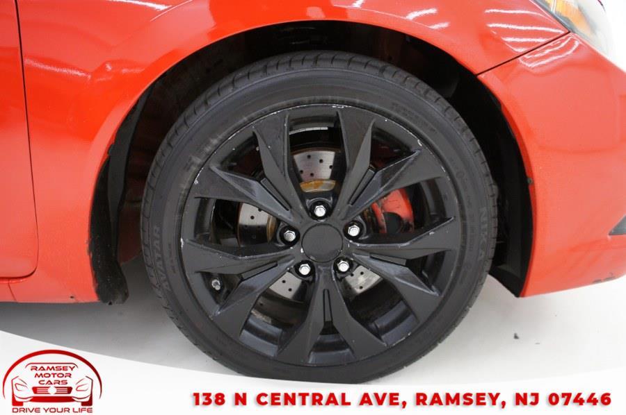 Used Honda Civic Cpe 2dr Man Si 2012   Ramsey Motor Cars Inc. Ramsey, New Jersey
