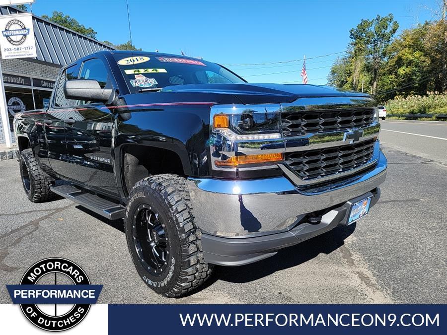 Used 2018 Chevrolet Silverado 1500 CUSTOM in Wappingers Falls, New York | Performance Motorcars Inc. Wappingers Falls, New York