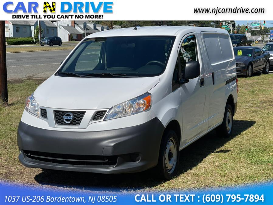 Used Nissan Nv200 SV 2018 | Car N Drive. Bordentown, New Jersey