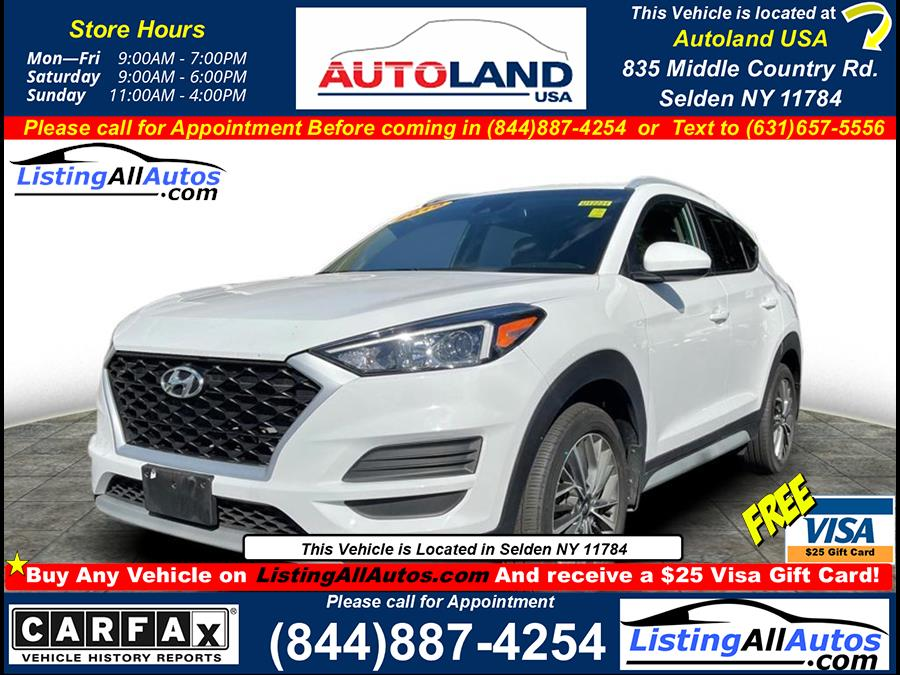 Used 2019 Hyundai Tucson in Patchogue, New York | www.ListingAllAutos.com. Patchogue, New York