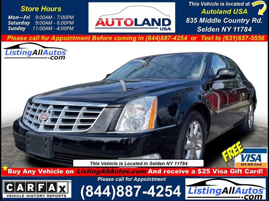 Used 2010 Cadillac Dts in Patchogue, New York | www.ListingAllAutos.com. Patchogue, New York