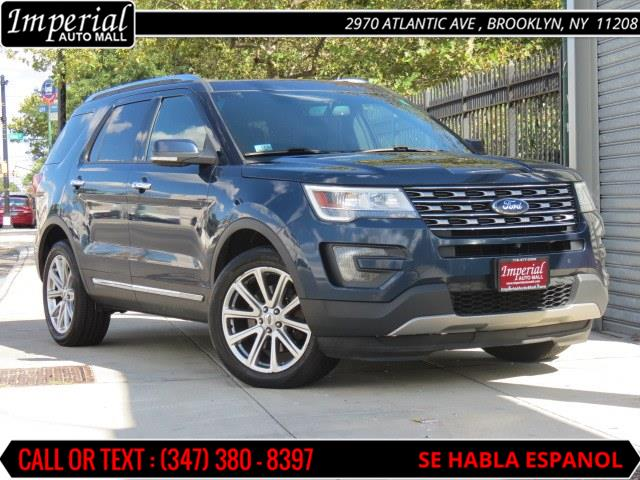 Used Ford Explorer 4WD 4dr Limited 2016   Imperial Auto Mall. Brooklyn, New York