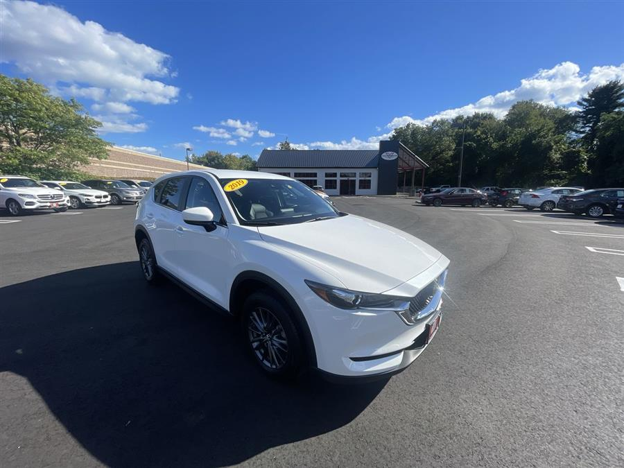 Used Mazda CX-5 Touring AWD 2019   Wiz Leasing Inc. Stratford, Connecticut
