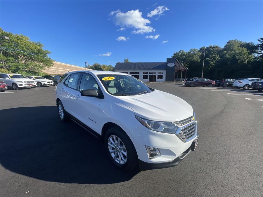 Used 2018 Chevrolet Equinox in Stratford, Connecticut   Wiz Leasing Inc. Stratford, Connecticut