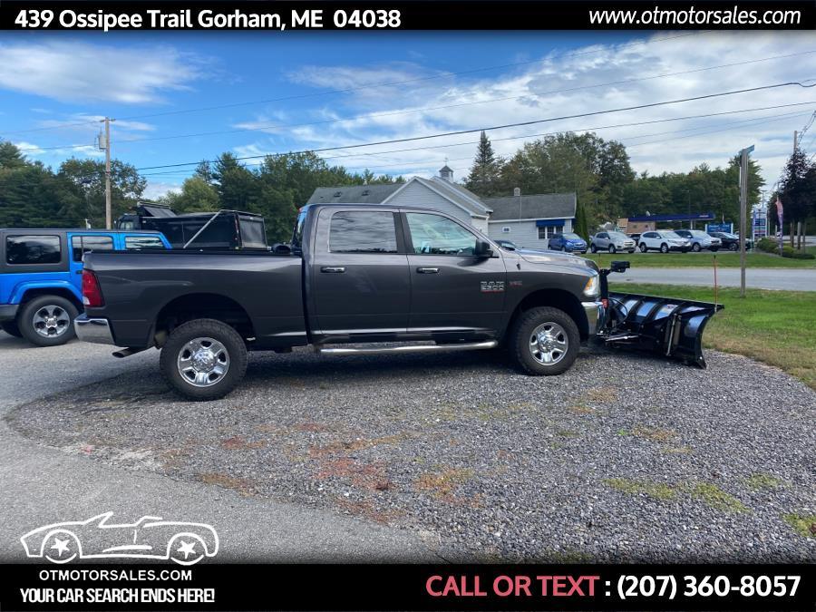 "Used Ram 2500 4WD Crew Cab 149"" SLT 2016 | Ossipee Trail Motor Sales. Gorham, Maine"