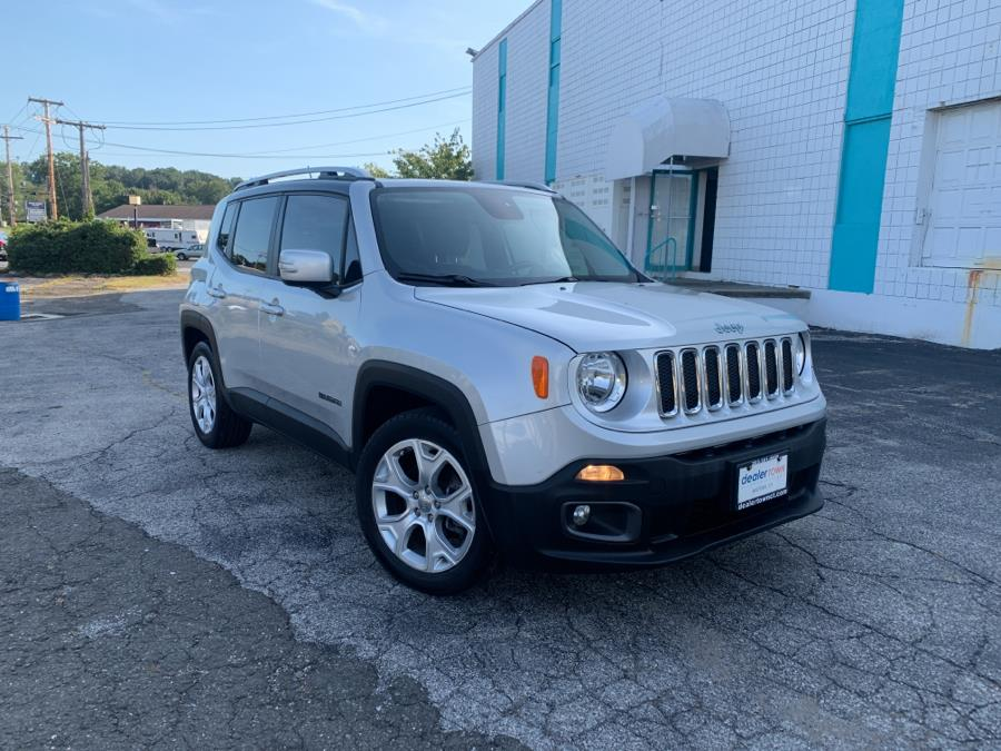 Used Jeep Renegade FWD 4dr Limited 2016 | Dealertown Auto Wholesalers. Milford, Connecticut