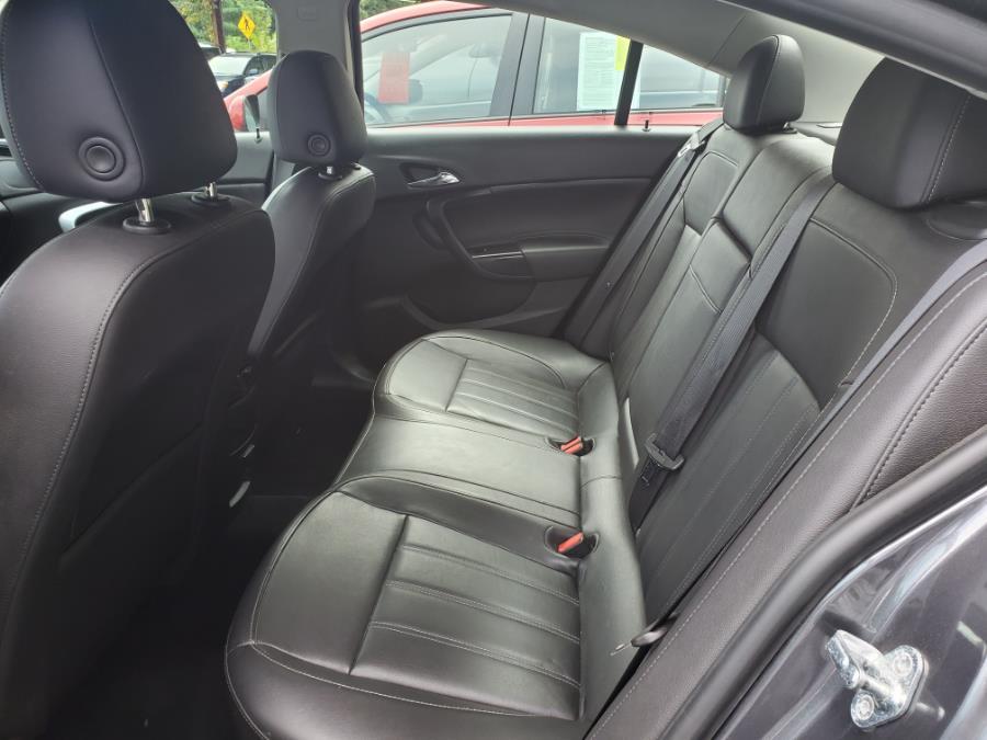 Used Buick Regal 4dr Sdn CXL RL4 (Russelsheim) *Ltd Avail* 2011   Capital Lease and Finance. Brockton, Massachusetts