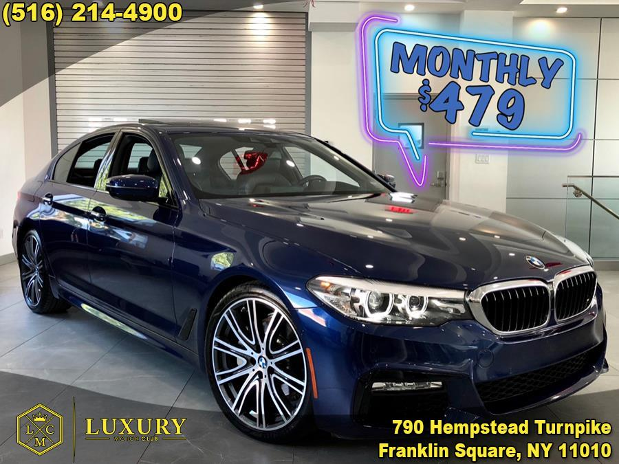 Used BMW 5 Series 540i Sedan 2018 | Luxury Motor Club. Franklin Square, New York