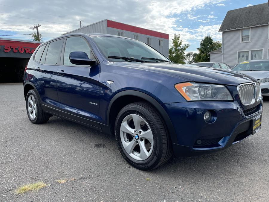 Used BMW X3 AWD 4dr 28i 2012   Auto Store. West Hartford, Connecticut