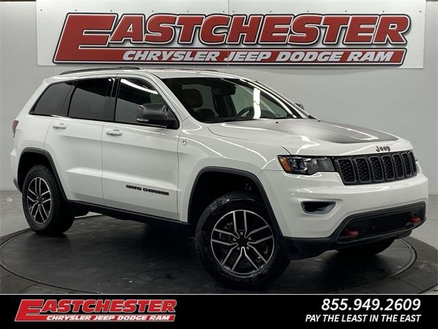 Used Jeep Grand Cherokee Trailhawk 2020 | Eastchester Motor Cars. Bronx, New York