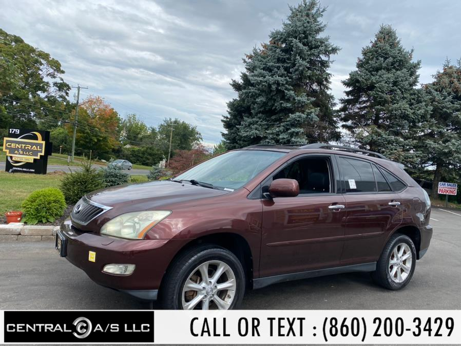 Used Lexus RX 350 AWD 4dr 2008 | Central A/S LLC. East Windsor, Connecticut