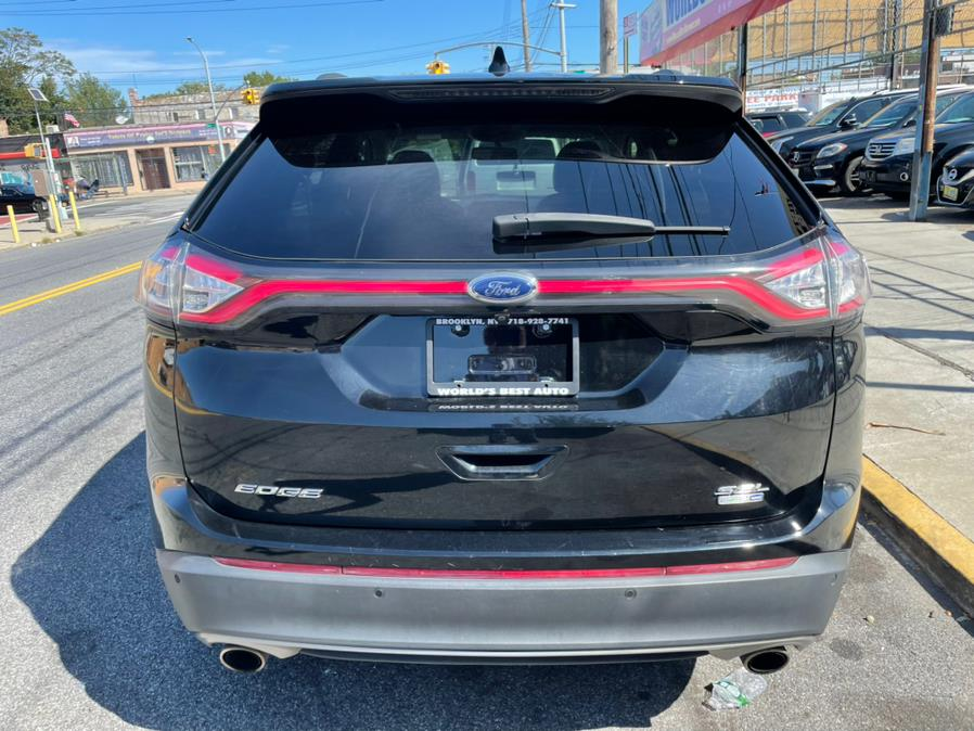 2016 Ford Edge 4dr SEL AWD, available for sale in Brooklyn, NY