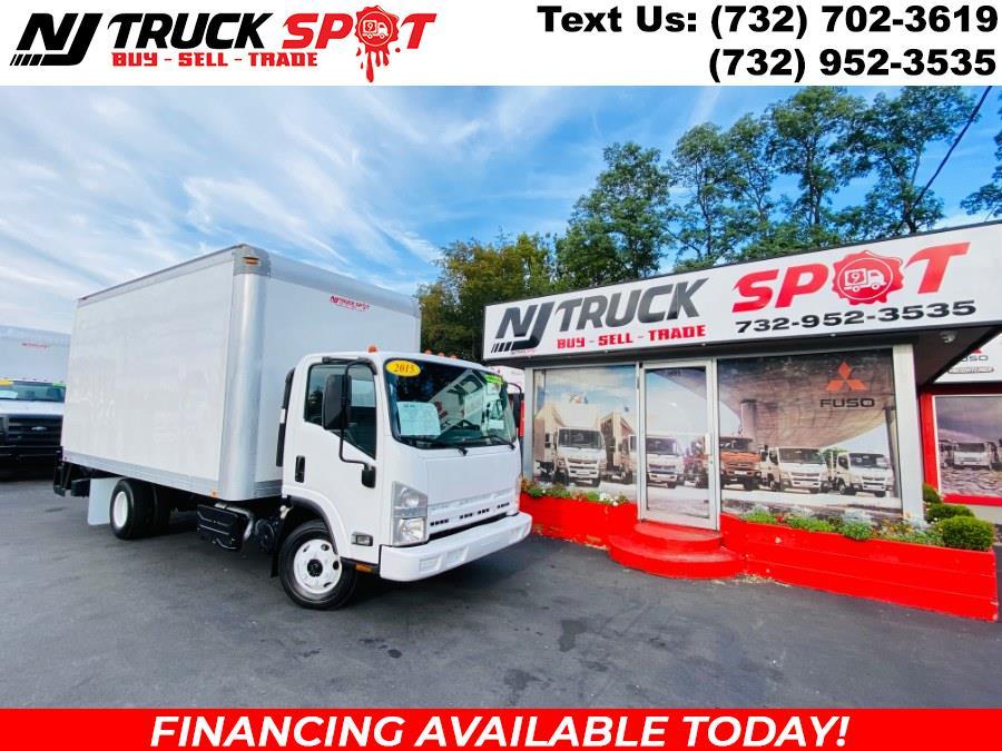 Used 2015 Isuzu NPR HD DSL REG AT in South Amboy, New Jersey | NJ Truck Spot. South Amboy, New Jersey
