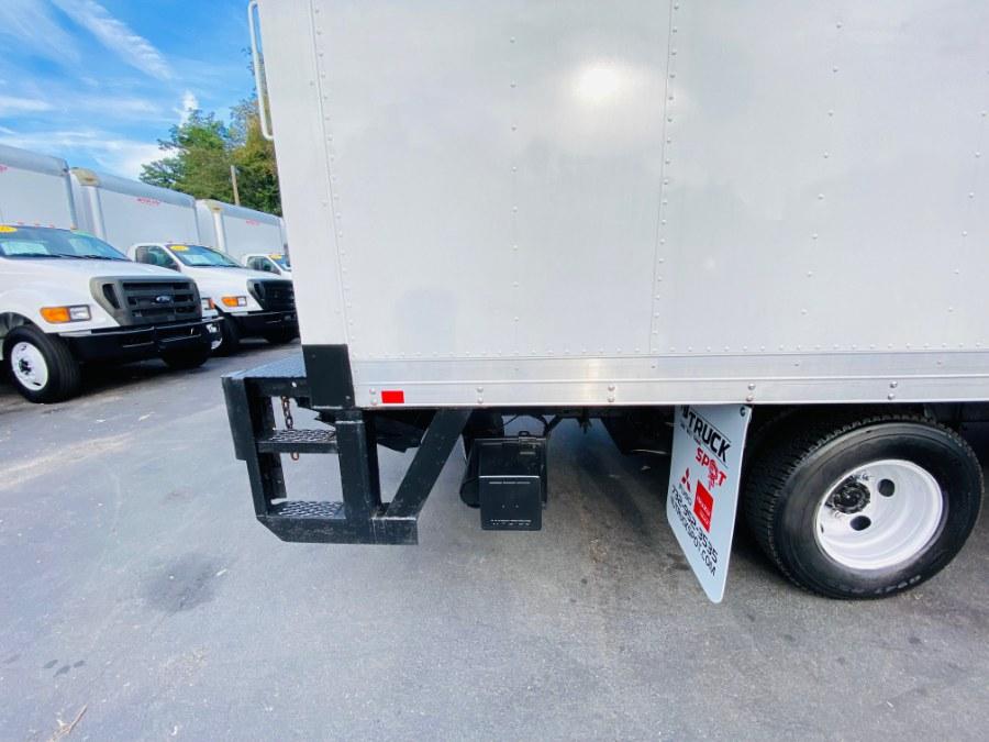 Used Isuzu NPR HD DSL REG AT 16 FEET DRY BOX + LIFT GATE + NO CDL 2015 | NJ Truck Spot. South Amboy, New Jersey