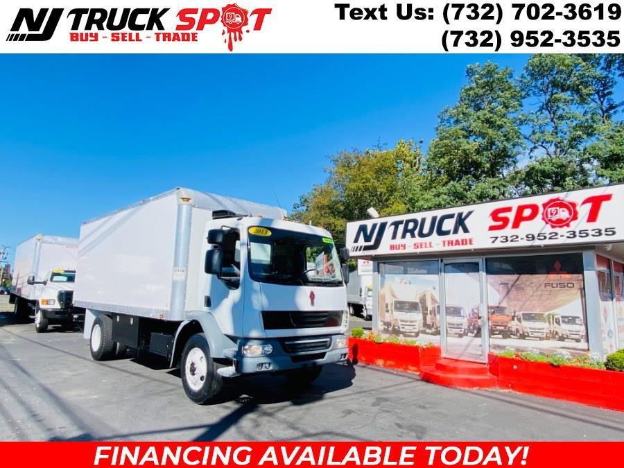 Used KENWORTH K270 20 FEET DRY BOX + PALFINGER LIFT GATE + NO CDL 2013 | NJ Truck Spot. South Amboy, New Jersey