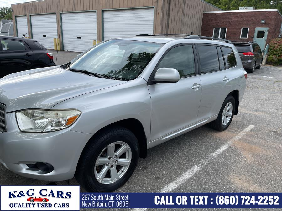 Used 2008 Toyota Highlander in New Britain, Connecticut | K and G Cars . New Britain, Connecticut