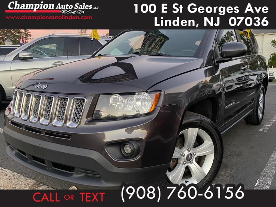 Used 2016 Jeep Compass in Linden, New Jersey | Champion Used Auto Sales. Linden, New Jersey