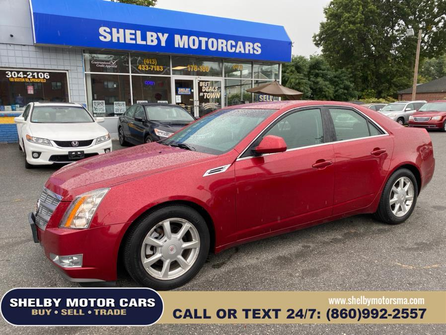 Used 2009 Cadillac CTS in Springfield, Massachusetts | Shelby Motor Cars. Springfield, Massachusetts