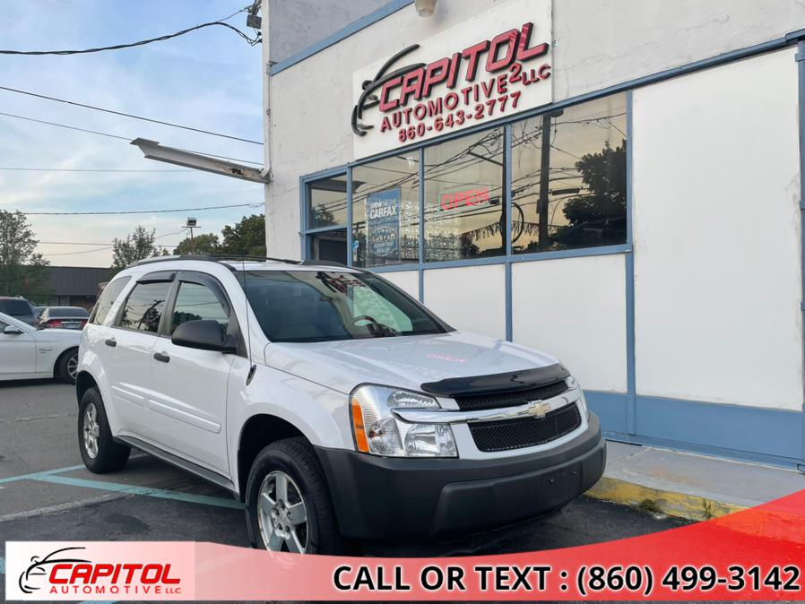 Used 2005 Chevrolet Equinox in Manchester, Connecticut | Capitol Automotive 2 LLC. Manchester, Connecticut