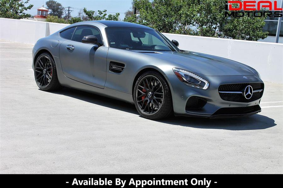 Used 2016 Mercedes-benz Mercedes-amg Gt in Costa Mesa, California | Ideal Motors. Costa Mesa, California