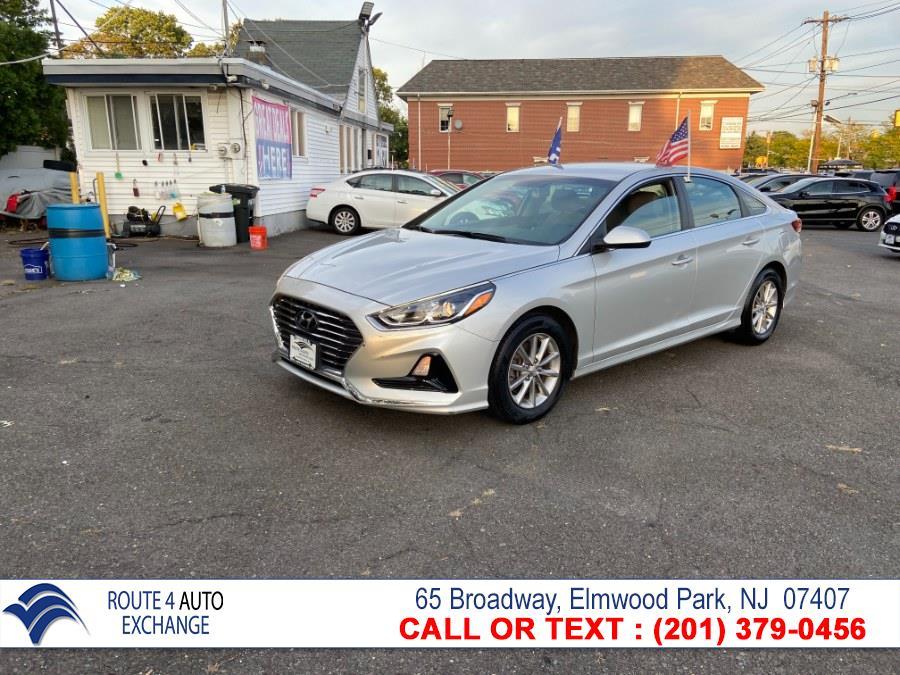Used Hyundai Sonata SE 2.4L 2018   Route 4 Auto Exchange. Elmwood Park, New Jersey