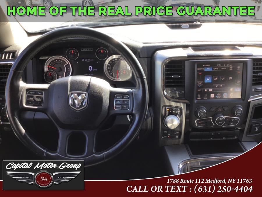 "Used Ram 1500 4WD Crew Cab 140.5"" Sport 2015   Capital Motor Group Inc. Medford, New York"