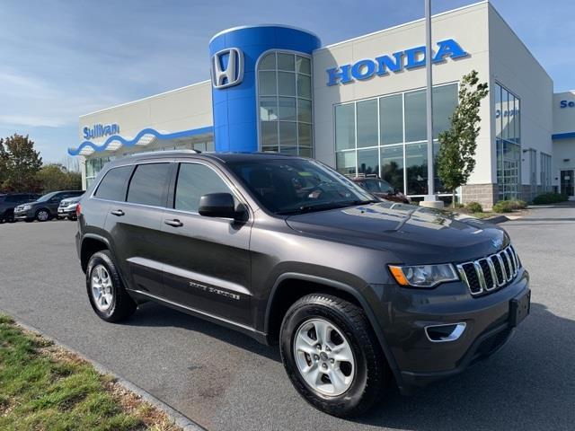Used Jeep Grand Cherokee Laredo 2017   Sullivan Automotive Group. Avon, Connecticut
