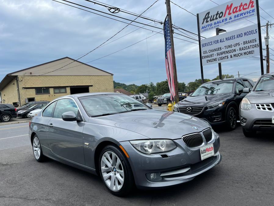 Used BMW 3 Series 2dr Cpe 328i xDrive AWD SULEV 2012 | Auto Match LLC. Waterbury, Connecticut