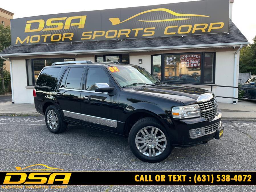 Used 2008 Lincoln Navigator in Commack, New York | DSA Motor Sports Corp. Commack, New York