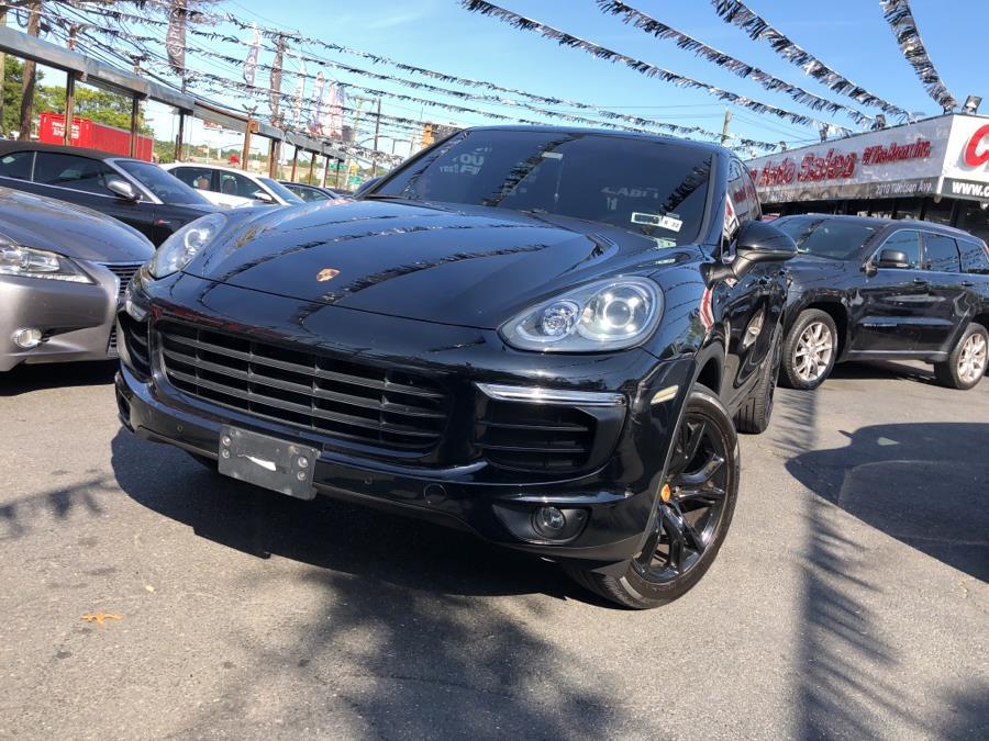 Used 2017 Porsche Cayenne in Bronx, New York | Champion Auto Sales. Bronx, New York