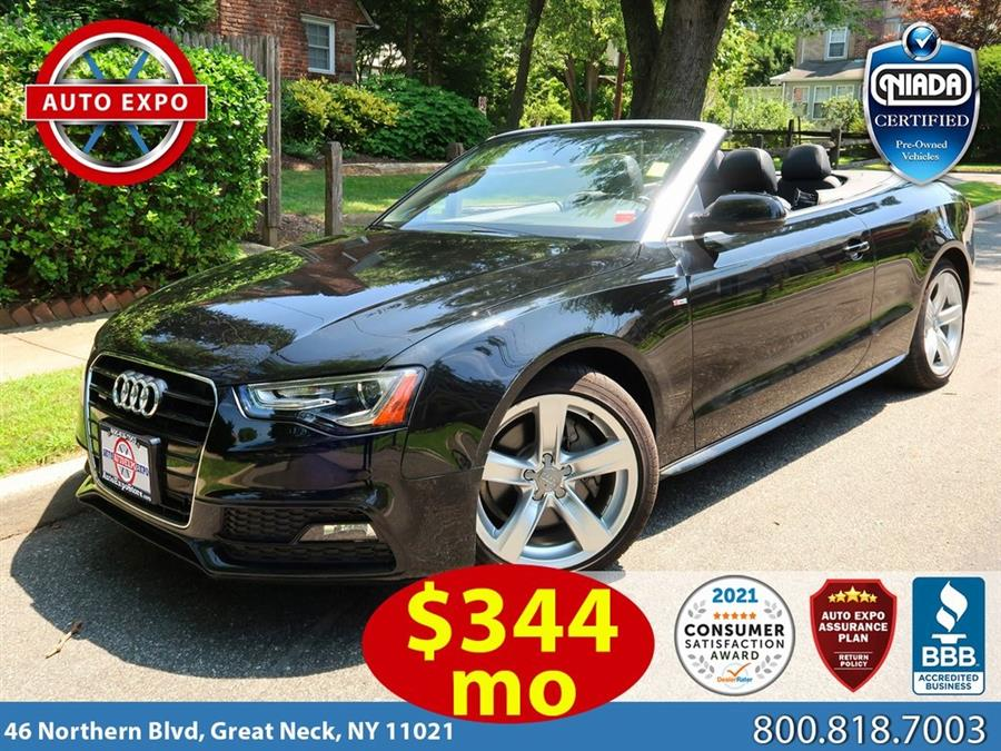 Used 2016 Audi A5 in Great Neck, New York | Auto Expo Ent Inc.. Great Neck, New York