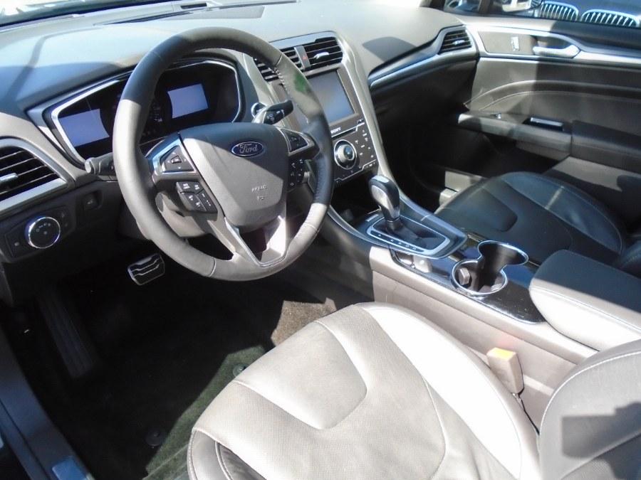 Used Ford Fusion 4dr Sdn Titanium AWD 2015 | Jim Juliani Motors. Waterbury, Connecticut
