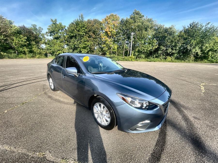 Used 2016 Mazda Mazda3 in Stratford, Connecticut   Wiz Leasing Inc. Stratford, Connecticut