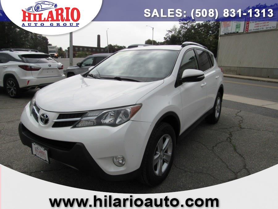 Used Toyota RAV4 XLE 2013 | Hilario's Auto Sales Inc.. Worcester, Massachusetts