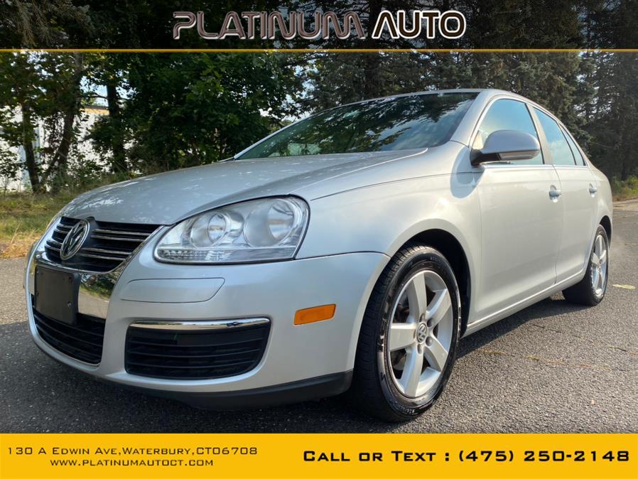 Used Volkswagen Jetta Sedan 4dr Auto SE 2009 | Platinum Auto Care. Waterbury, Connecticut